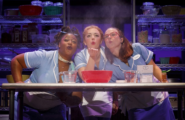 Waitress the Musical at the Hollywood Pantages – TheatreReview
